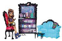 (OPEN BOX) Monster High Coffin Bean & Clawdeen Wolf Doll Playset FREE SHIPPING.