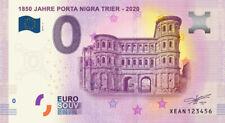 Billet 0 Euro - 1850 jahre Porta Nigra Trier - 2020 - 2019-2