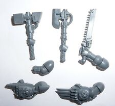 Space Marines Devastator Squad Thunder Hammer and Power Weapons – G065
