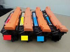 COMPATIBLE 4 TONER PACK - HP ENTERPRISE M552/M553 (CF360A/CF361A/CF362A/CF363A)