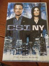 CSI: NY: Season 8 (5 Disc) R1 Used 📀