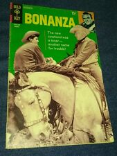 Bonanza 1962 #37 FN western gold key silver age comic movie tv show lot run set