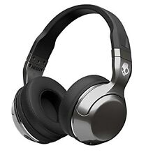Skullcandy Hesh 2 Bluetooth 4.0 Wireless Headphones with Mic (silver)