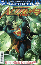 ACTION COMICS  (2016 Series)  (DC REBIRTH) #969 VARIANT Near Mint Comics Book