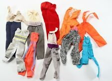 New ListingVintage Lot Mixed Barbie Mattel Jumpsuits One Piece & Other Doll Clothing Figure