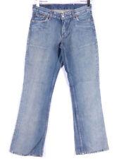 Normalgröße Levi's Damen-Jeans aus Denim