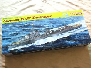 Dragon 1054 1/350 German Z-31 Destroyer