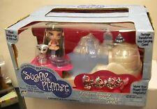 #1683 NRFB MGA Sugar Planet Frozen Candy Sugar Girl Snowee & Her Pet Jax