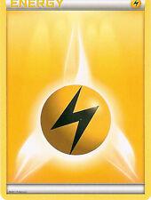 POKEMON - ELECTRIC ENERGY CARD FROM THE PLASMA BLAST ELITE TRAINER BOX