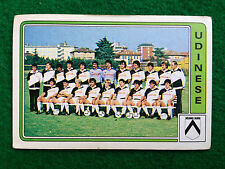 CALCIATORI 1984-85 84-1985 n 276 UDINESE SQUADRA - Figurina Panini NEW b