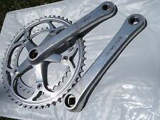 Shimano Dura Ace 7402 Cranks 172.5 mm 7400 7401 Crankset 53 x 39 Vintage Road
