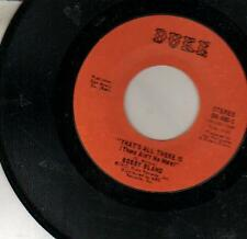 45 JUKEBOX SINGLE BOBBY BLAND THAT'S ALL THERE IS  SOUL