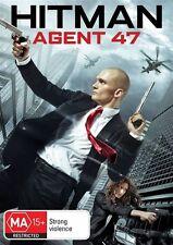 Hitman - Agent 47 (Dvd) Action, Crime, Thriller  Rupert Friend, Hannah Ware Film