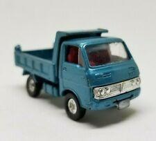 Tomica 35 Isuzu Elf Dump Truck 1:67 Die cast Japan made vintage pocket cars Rare