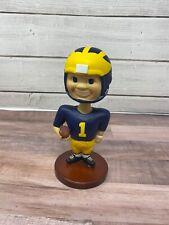 University of Michigan Football Bobbin Head Limited Series 2001 Collegiate