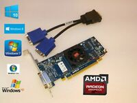 HP Pavilion a6750y a6752f a6755y a6757c AMD Radeon Dual VGA Monitor Video Card
