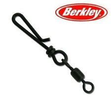 Berkley EC10B Easy Clip Fishing Swivel Snap #10 / 45lb (5pcs)