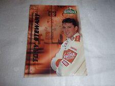 1999~Collectible Tony Stewart-Chef Boyardee Trading Card~Nascar 2000