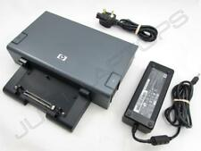 HP Compaq avancé Station D'accueil pour nc6140 nc6220 + adaptateur AC 449721-001