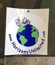 Horizon Unlimited Sticker