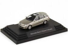 1:87 Mercedes-Benz Modèle T S204 Cubanitsilber - Dealer-Edition Busch