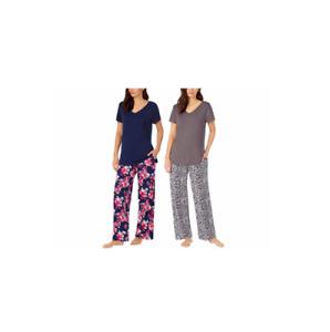 NEW!! Carole Hochman Midnight Women's 2-Piece Super Soft Pajama Set Variety #513