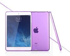 Strong Crytal Soft TPU Gel Skin Rubber Gel Case Cover Fo iPad 2/3/4 Air 2 Mini