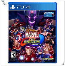 PS4 Marvel vs. Capcom: Infinite MVC SONY Capcom Fighting Games