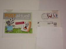 Plusbrief, Deutsche  Post. 20.-5.14, Post aktuell, Schicken, Schreiben, Schenken