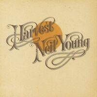 NEIL YOUNG Harvest CD BRAND NEW Official Release Series