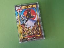 Ninja Master Sinclair ZX Spectrum 48K Game - Firebird (SCC)