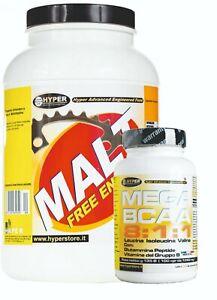 Suplementos Ciclismo Maltodextrina Carbohidratos Energético Bcaa 8:1:1 Amino