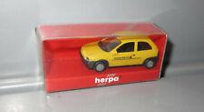 Herpa Opel Corsa _ Deutsche Post AG_ H4692