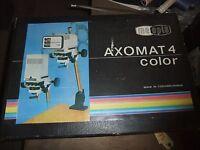 Enlarger photograpic 'wet film'.   Meopta Axomat 4 colour boxed