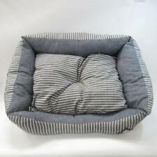 "Danish Design by Susanne Mortensen Maritime Blue Snuggle Pet Dog Bed 23"" Unused"