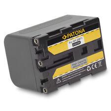 Batteria Patona 2600mAh per Sony DSR-PDX10,HDR-HC1,HDR-HC1E,HDR-SR1,HDR-SR1e