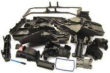 X-MAXX Plastic Set (Front Rear 8s Bulkhead Covers Receiver box Traxxas 77086-4
