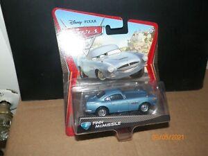 1 2010 Disney PIXAR CARS 2 FINN McMISSILE #2