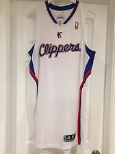 NWT NBA Los Angeles Clippers 100% Authentic Adidas Blank Jersey - 3XL2 - $365