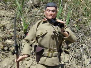 Vintage Gi Joe Japanese Imperial Combat Action Soldier, My Best