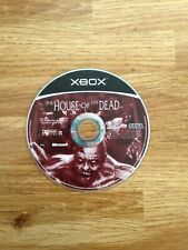 The House of The Dead for Microsoft Xbox *Disc Only*