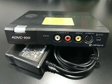 Canopus ADVC-100 Analog to Digital Video Converter - NTSC and PAL