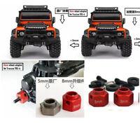 Car Widen Adapter Widening Set for 1/10 TRAXXAS TRX-4 TRX4 RC Trucks Wheels