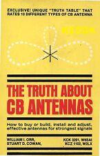 The Truth About CB Antennas * CB Antennas * CDROM * PDF * KE3GK