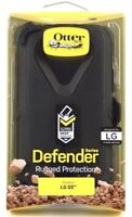 OTTERBOX Defender Series Case And Holster for LG G5 - Retail - Black (77-53348)