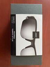 New Bose Frames Tempo Audio Sport Sunglasses - Black (839767-0110)