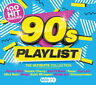Various Artists : Ultimate 90s Playlist CD Box Set 5 discs (2017) Amazing Value
