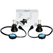 KIT Phare LED Blanc Ampoule H7 6000k 2 Veilleuses Led offertes France 48H