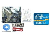 NEW INTEL I3 - 3245 DUAL CORE CPU DH67BL MICRO ATX MEDIA MOTHERBOARD COMBO KIT