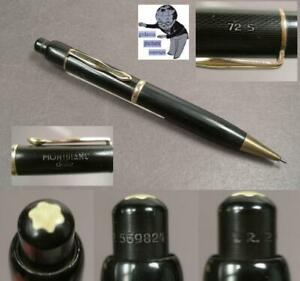 Montblanc PIX 72S pencil D.R.P. excellent++ cond 30ties rare  #